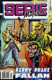 Cover Thumbnail for Seriemagasinet (Semic, 1970 series) #2/1994