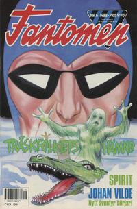 Cover Thumbnail for Fantomen (Semic, 1963 series) #6/1988