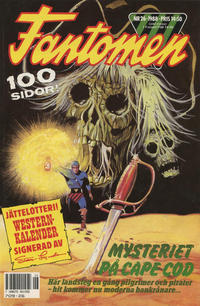 Cover Thumbnail for Fantomen (Semic, 1963 series) #26/1988