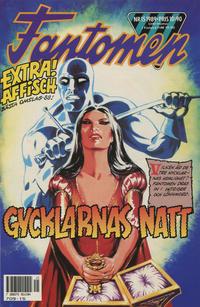 Cover Thumbnail for Fantomen (Semic, 1963 series) #15/1989