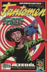 Cover Thumbnail for Fantomen (Semic, 1963 series) #6/1990