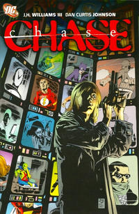 Cover Thumbnail for Chase (DC, 2011 series) #[nn]