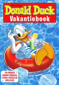 Cover Thumbnail for Donald Duck Vakantieboek (Sanoma Uitgevers, 2002 series) #2011