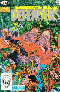 Cover Thumbnail for The Defenders (Marvel, 1972 series) #98 [Direct]