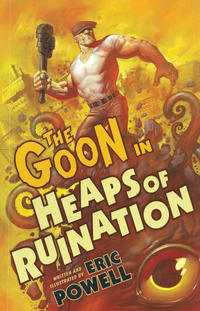Cover Thumbnail for The Goon (Dark Horse, 2003 series) #3 - Heaps of Ruination [Second printing]