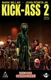 Cover Thumbnail for Kick-Ass 2 (Marvel, 2010 series) #3
