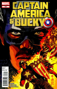 Cover Thumbnail for Captain America and Bucky (Marvel, 2011 series) #625 [Direct Edition]