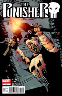 Cover Thumbnail for The Punisher (Marvel, 2011 series) #7 [Direct Edition]