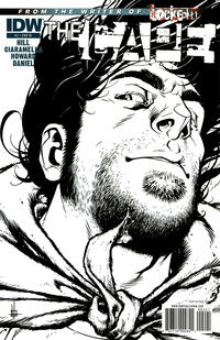 Cover Thumbnail for The Cape (IDW, 2011 series) #2 [Cover RI]