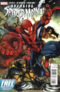 Cover Thumbnail for Avenging Spider-Man (Marvel, 2012 series) #1