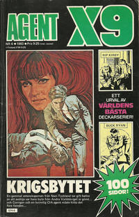 Cover Thumbnail for Agent X9 (Semic, 1971 series) #6/1983
