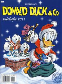 Cover Thumbnail for Donald Duck & Co julehefte (Hjemmet / Egmont, 1968 series) #2011