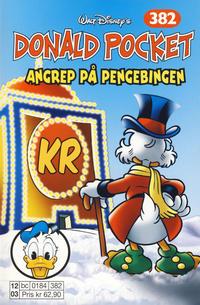 Cover Thumbnail for Donald Pocket (Hjemmet / Egmont, 1968 series) #382