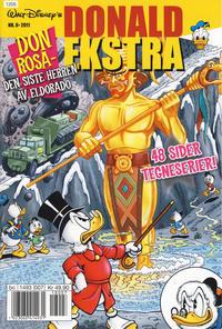 Cover Thumbnail for Donald ekstra (Hjemmet / Egmont, 2011 series) #6/2011