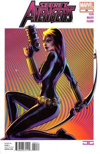 Cover Thumbnail for Secret Avengers (Marvel, 2010 series) #20