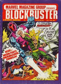 Cover Thumbnail for Blockbuster (Marvel UK, 1981 series) #6