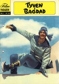 Cover Thumbnail for Filmparaden (Illustrerte Klassikere / Williams Forlag, 1962 series) #2