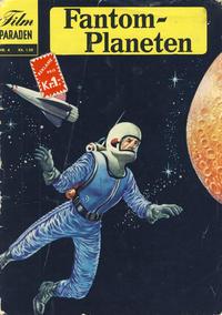 Cover Thumbnail for Filmparaden (Illustrerte Klassikere / Williams Forlag, 1962 series) #4