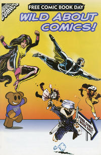 Cover Thumbnail for Wild About Comics (About Comics, 2004 series) #1