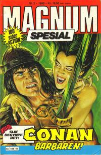 Cover Thumbnail for Magnum Spesial (Bladkompaniet / Schibsted, 1988 series) #2/1990
