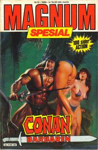 Cover Thumbnail for Magnum Spesial (Bladkompaniet, 1988 series) #6/1989