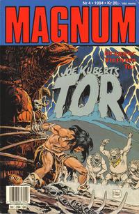 Cover Thumbnail for Magnum (Bladkompaniet / Schibsted, 1988 series) #4/1994