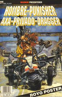 Cover Thumbnail for Magnum presenterer (Bladkompaniet / Schibsted, 1995 series) #4/1996
