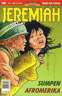 Cover Thumbnail for Magnum presenterer (Bladkompaniet / Schibsted, 1995 series) #3/1996