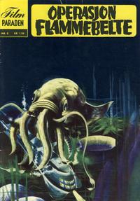 Cover Thumbnail for Filmparaden (Illustrerte Klassikere / Williams Forlag, 1962 series) #6