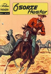 Cover Thumbnail for Filmparaden (Illustrerte Klassikere / Williams Forlag, 1962 series) #10