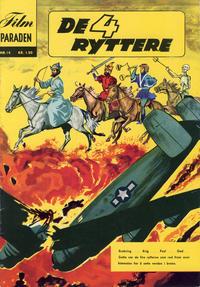 Cover Thumbnail for Filmparaden (Illustrerte Klassikere / Williams Forlag, 1962 series) #14