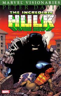 Cover Thumbnail for Hulk Visionaries: Peter David (Marvel, 2005 series) #1
