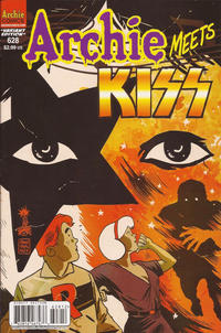 Cover Thumbnail for Archie (Archie, 1959 series) #628 [Francesco Francavilla cover]