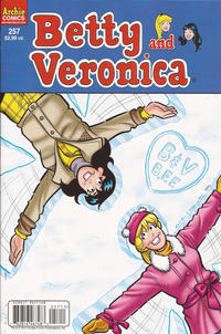 Cover Thumbnail for Betty and Veronica (Archie, 1987 series) #257