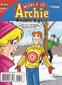 Cover Thumbnail for World of Archie Double Digest (Archie, 2010 series) #13 [direct]