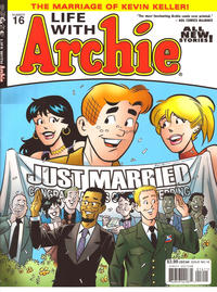 Cover Thumbnail for Life with Archie (Archie, 2010 series) #16