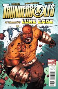 Cover Thumbnail for Thunderbolts (Marvel, 2006 series) #168