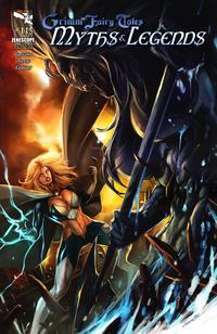 Cover Thumbnail for Grimm Fairy Tales Myths & Legends (Zenescope Entertainment, 2011 series) #11 [Cover A - Romano Molenaar]