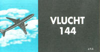 Cover Thumbnail for Vlucht 144 (Chick Publications, 2000 series)