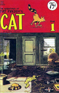 Cover Thumbnail for Fat Freddy's Cat (Rip Off Press, 1977 series) #1