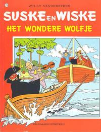 Cover Thumbnail for Suske en Wiske (Standaard Uitgeverij, 1967 series) #228 - Het wondere Wolfje