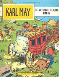 Cover Thumbnail for Karl May (Standaard Uitgeverij, 1962 series) #75 - De verraderlijke trein