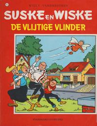 Cover Thumbnail for Suske en Wiske (Standaard Uitgeverij, 1967 series) #163 - De vlijtige vlinder