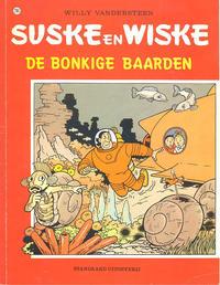 Cover Thumbnail for Suske en Wiske (Standaard Uitgeverij, 1967 series) #206 - De bonkige baarden
