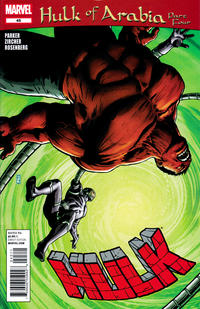 Cover Thumbnail for Hulk (Marvel, 2008 series) #45
