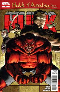 Cover Thumbnail for Hulk (Marvel, 2008 series) #46