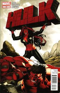 Cover Thumbnail for Hulk (Marvel, 2008 series) #47