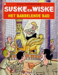 Cover Thumbnail for Suske en Wiske (Standaard Uitgeverij, 1967 series) #299 - Het babbelende bad