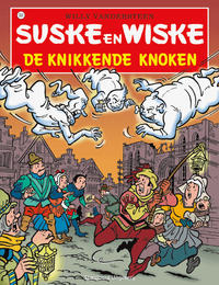 Cover Thumbnail for Suske en Wiske (Standaard Uitgeverij, 1967 series) #303 - De knikkende knoken