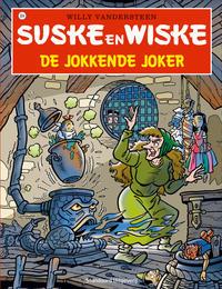 Cover Thumbnail for Suske en Wiske (Standaard Uitgeverij, 1967 series) #304 - De jokkende joker